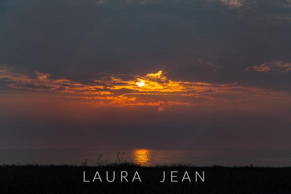 Solar Ring Sunset
