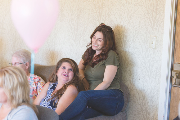 Baby Shower - Candid Photos of Guests